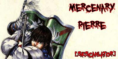 lançamento mercenary pierre